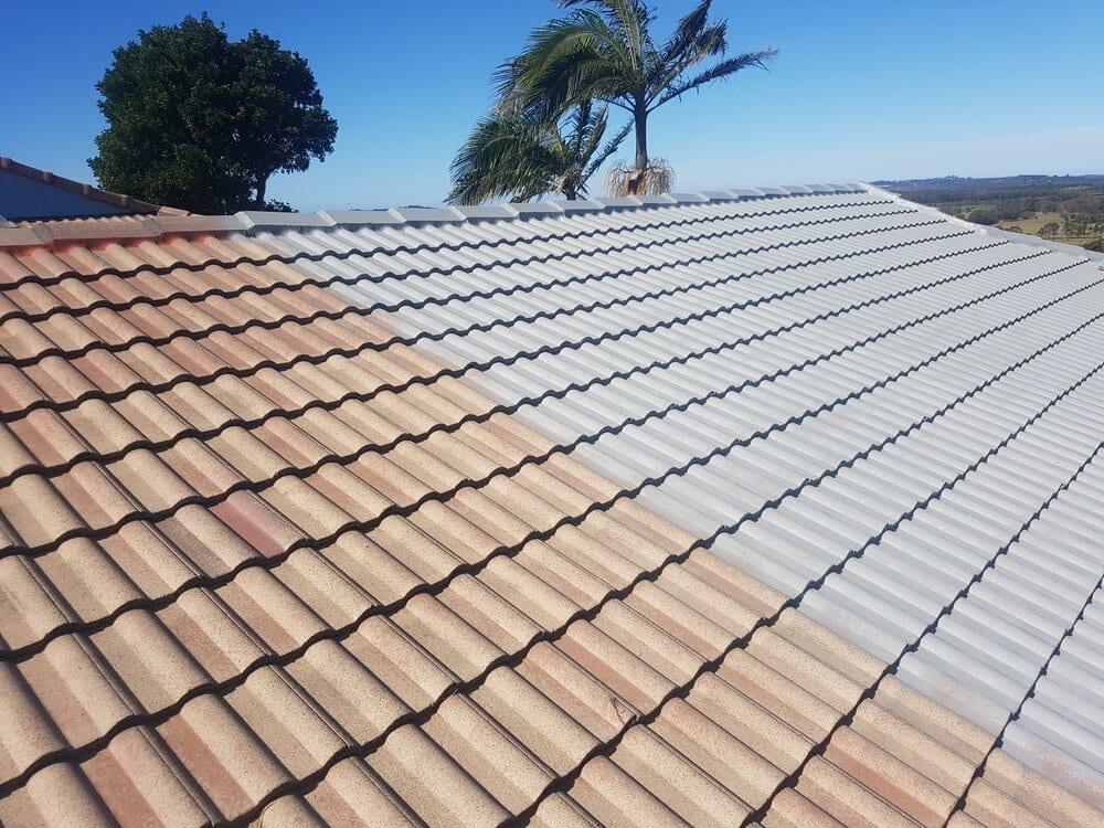 peinture toit